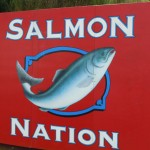 Salmon Nation sign